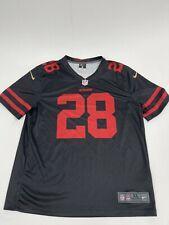 Carlos Hyde 49ers Nike Jersey for sale online   eBay