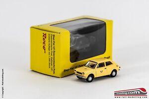 ROCO-5394-H0-1-87-Auto-modellino-Fiat-127-gialla-delle-poste-austriache