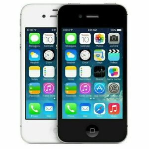 Apple iPhone 4S 8GB/ 16GB /32GB /64GB  Factory Unlocked Smartphone SIM FREE