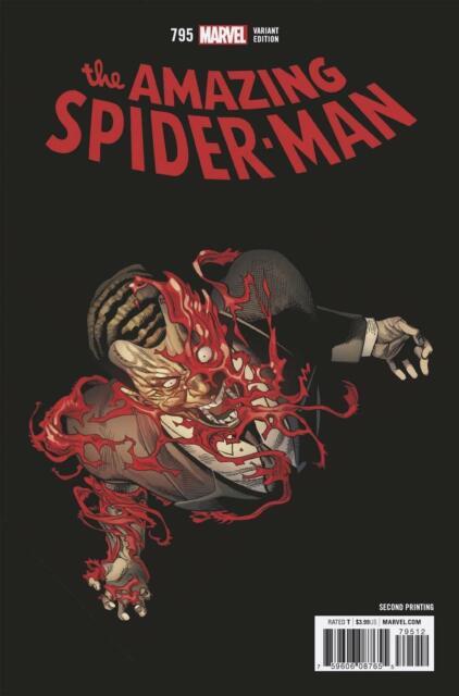 AMAZING SPIDER-MAN #575 NEAR MINT 2008 UNREAD MARVEL COMICS BIN-2019-2166