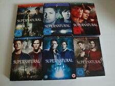 Supernatural Volume 1-6