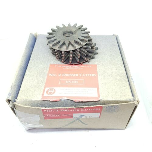 Morris Wheel Dresser Cutters Abrasive Made In Sheffield UK Made G13 No.2 F.A
