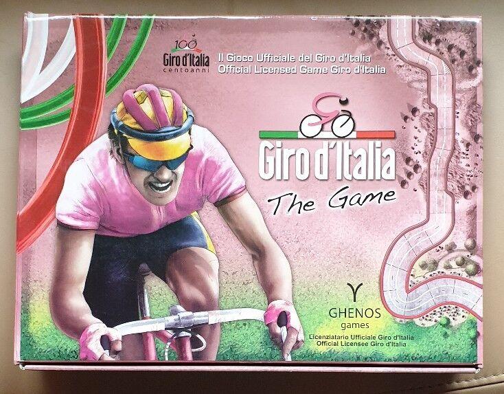 Giro d'Italia The Game Game Game von GHENOS games  TOPP sehr gut erhalten NEUWERTIG 3cf643