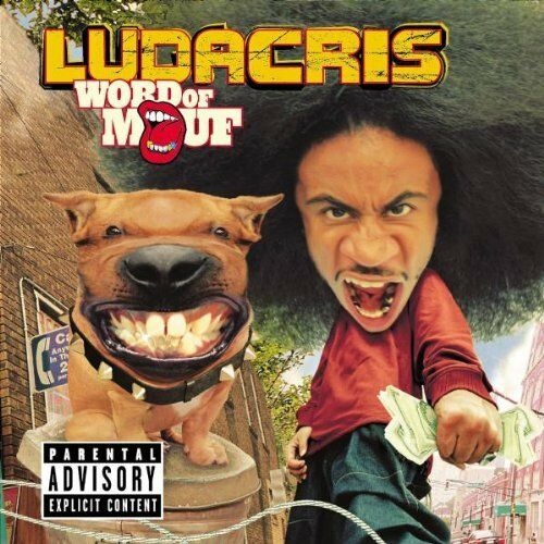 1 of 1 - Ludacris - Word Of Mouf - Ludacris CD ELVG The Cheap Fast Free Post