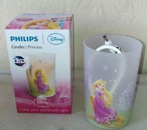Philips e Disney Rapunzel Candela LED