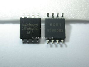 Re-programmed FLASH IC401 25X40BVSIG For SAMSUNG S24A300H S24A300B