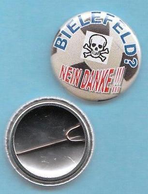 NEIN DANKE !!! Button NEU BIELEFELD ? Anti