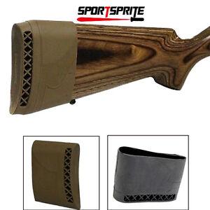 Fusil Shotgun Slip On Recul Pad Crosse Pistolet Protecteur Stock En Caoutchouc Couleurs Harmonieuses