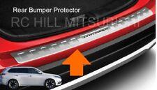 Genuine Mitsubishi 2018 Outlander Rear Bumper Protection Guard Plate Mz574707ex