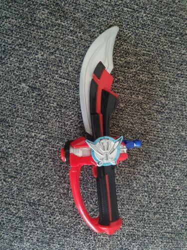 Power rangers samurai épée avec Blue Power Ranger Key