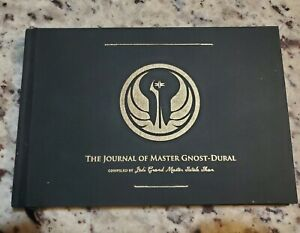 Star-Wars-The-Old-Republic-Collector-039-s-Edition-The-Journal-Of-Master-Gnost-Dural