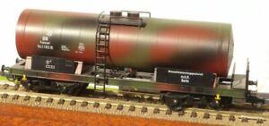 Bramos-97201-H0-Kesselwagen-in-Tarnfarbe-der-DRG-Epoche-2-2-Weltkrieg-II-WK