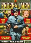 Federal Men Vol 1-4 0089218951298 With Walter Greaza DVD Region 1
