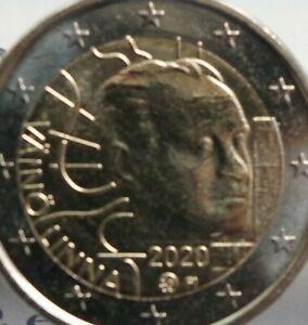 €€€ 2 € FInlande 2020 Väinö LEINNA€€€