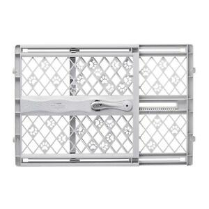 Pet Dog Gate Child Baby Safety Puppy Cat Door Expandable Barrier