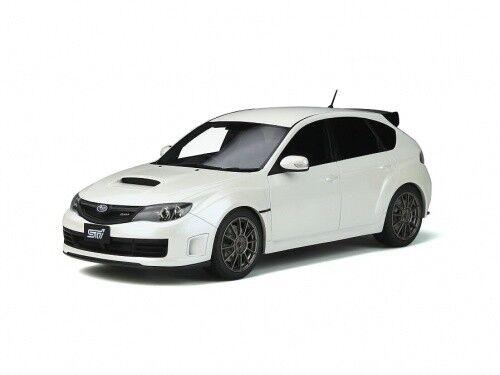 Subaru impreza r205 weiss ot745 1,18 otto - modelle