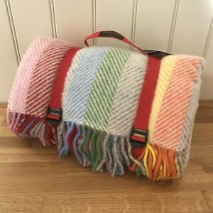 Tweedmill Polo Picnic Rug With