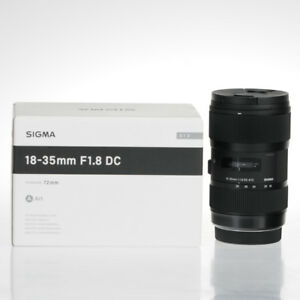 BRAND-NEW-SIGMA-ART-18-35MM-F-1-8-DC-HSM-LENS-FOR-CANON-MOUNT
