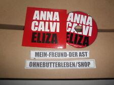 CD Pop Anna Calvi - Eliza (2 Song ) Promo DOMINO