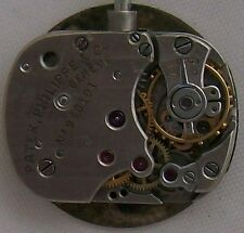 Patek Philippe Lady wristwatch movement & Dial 16 mm. in diameter to restore
