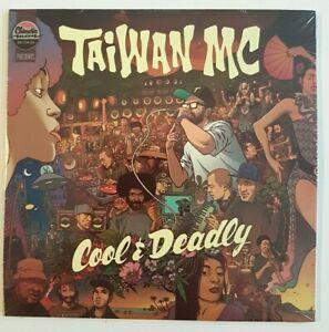 TAIWAN-MC-COOL-amp-DEADLY-ft-CHINESE-MAN-RAILEY-CD-Album-Promo-Neuf