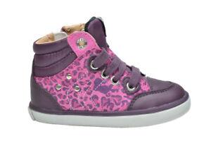 Caricamento dell immagine in corso GEOX-KIWI-GIRL-sneakers-fucsia-scarpe- bambina-mod- 9ffb307a2a4