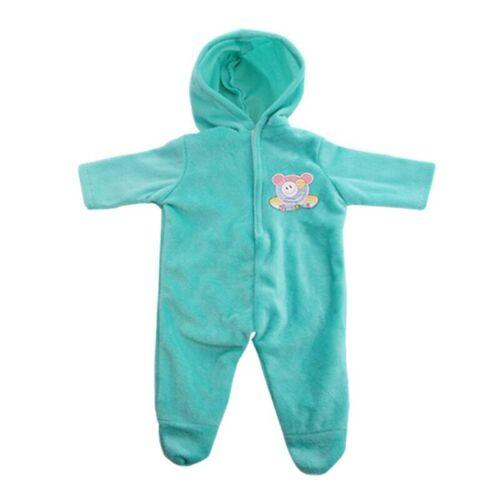 Vestiti Bambole Baby Born compatibile per bambole 43cm vestiti TUTINE bambini