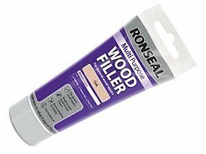 Ronseal-MPWFO100G-100-g-Multi-Purpose-Wood-Filler-Tub-oak