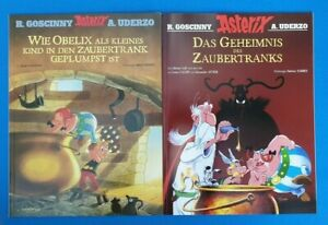 BD-Asterix-amp-Obelix-Collection-2-special-volumes-non-lu-Softcover