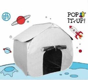 Details about Cosy Cave, Pop Up Blackout tent, instant sensory space ideal for UV exploration