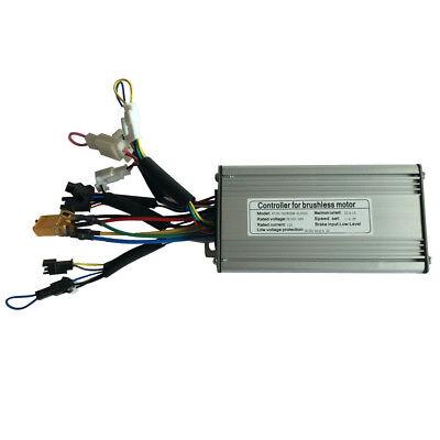 display Ebike 36//48V 250//350//500W Electric bike 9 Mosfet Sine Wave Controller