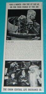 1939 PRINT AD~UNION CENTRAL LIFE INSURANCE CO. Cincinnati ...