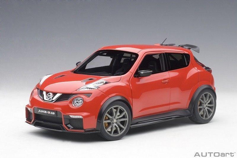 Nissan Juke-R 2.0 (rouge) 2016-Autoart 1 18 - 77457