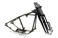 Replica Harley Davidson Flsts Softail Frame Kit Black Springer 30° Rake