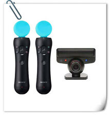 PS3 Move Sony Playstation motion controller + Eye camera SONY