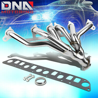 Jeep Wrangler Cherokee 91-99 4.0L L6 Stainless Exhaust Manifold Header w//Y Pipe