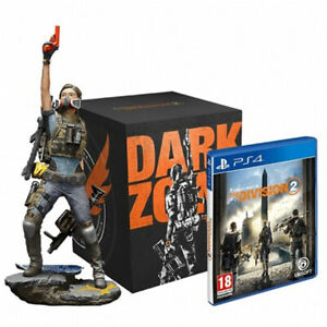 PS4-Tom-Clancy-039-s-The-Division-2-The-Dark-Zone-Collector-039-s-Edition-New
