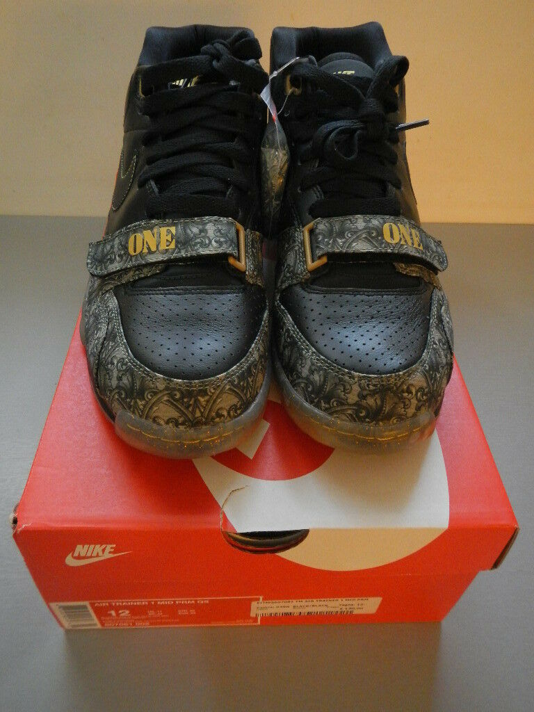 NIKE AIR TRAINER 1 MID PRM 607081 QS PAID PAID PAID IN FULL 607081 PRM 002   c81958