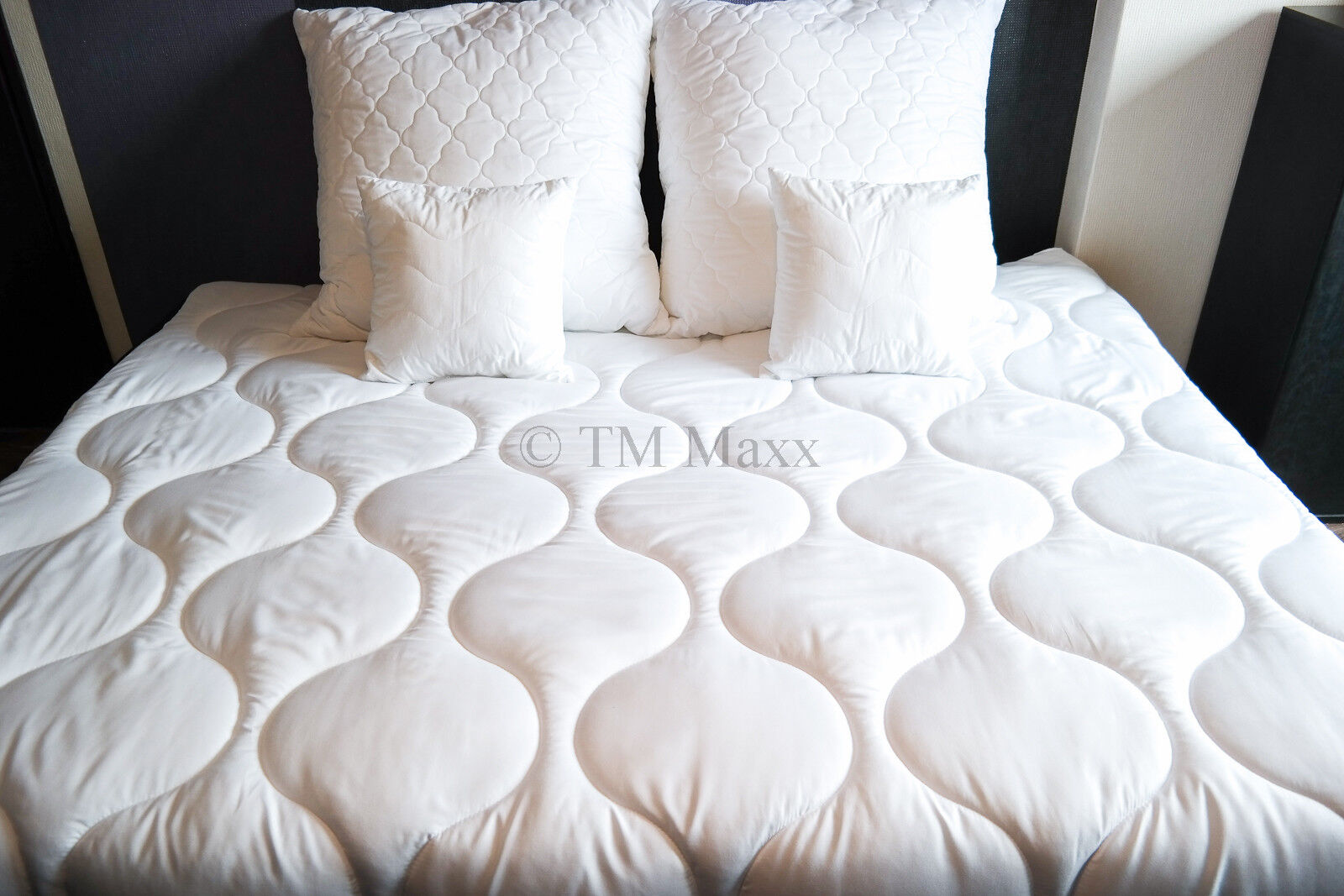 Bettdecke Decke Bett 135x200 155x220 200x200 200x220cm oder Kissen 40x80 80x80cm