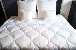 Details Zu Bettdecke Decke Bett 135x200 155x220 200x200 200x220cm Oder Kissen 40x80 80x80cm
