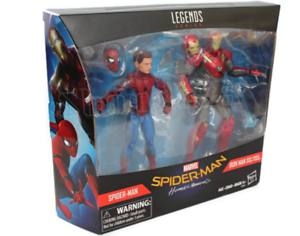 Marvel Comic 2 Pack Spiderman And Sentry