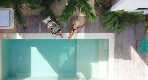Casas de 2 habitaciones con ROOF a precio de Estudio a solo 7 minutos de la Playa