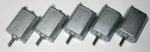 5-X-PC-130-Electric-DC-Motors-12-VDC-4800-RPM-PC-130SF-09480