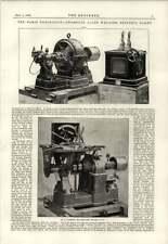 1889 THOMSONS luce saldatura Electric Meter BOBINA parafulmine