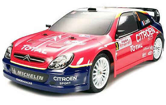 1 10 NEW  TAMIYA 57732 1 10 RTR CITROEN XSARA WRC 2004 TT01 4WD
