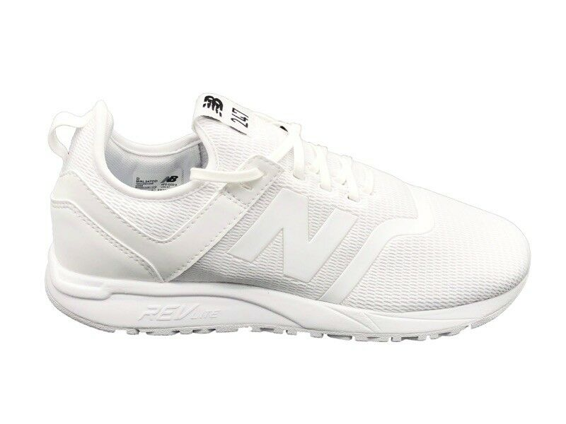NEW WHITE BALANCE 247 SNEAKERS WHITE NEW MRL247DD 7ac73d