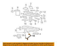 BLOWER WIRING HARNESS NEW GM #  89019303 2004-2012 COLORADO CANYON A//C MODULE