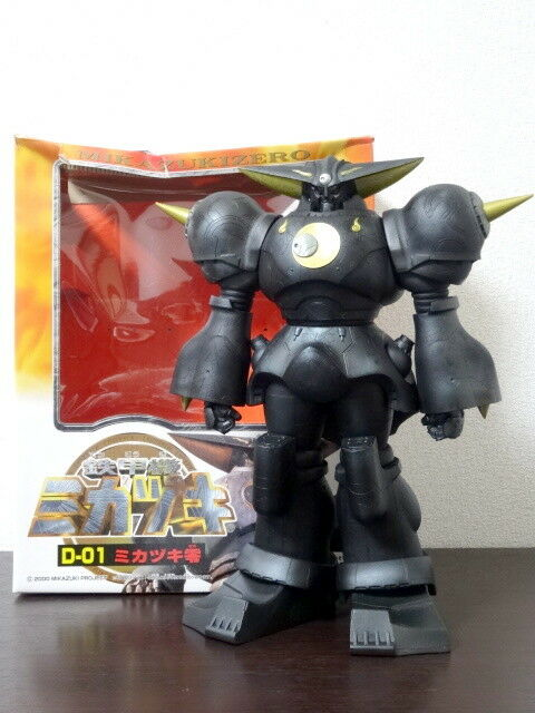 Mikazuki cero DX 13  figura tekkoki Mikazuki Robot Takara monstruo tekkouki