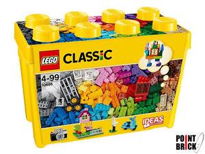 LEGO-10698-CLASSIC-Scatola-mattoncini-creativi-grande-Box-contenitore-790pz