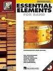Essential Elements for Band - Percussion/Keyboard Percussion Book 1 with Eei by Hal Leonard Publishing Corporation (Paperback / softback, 1999)